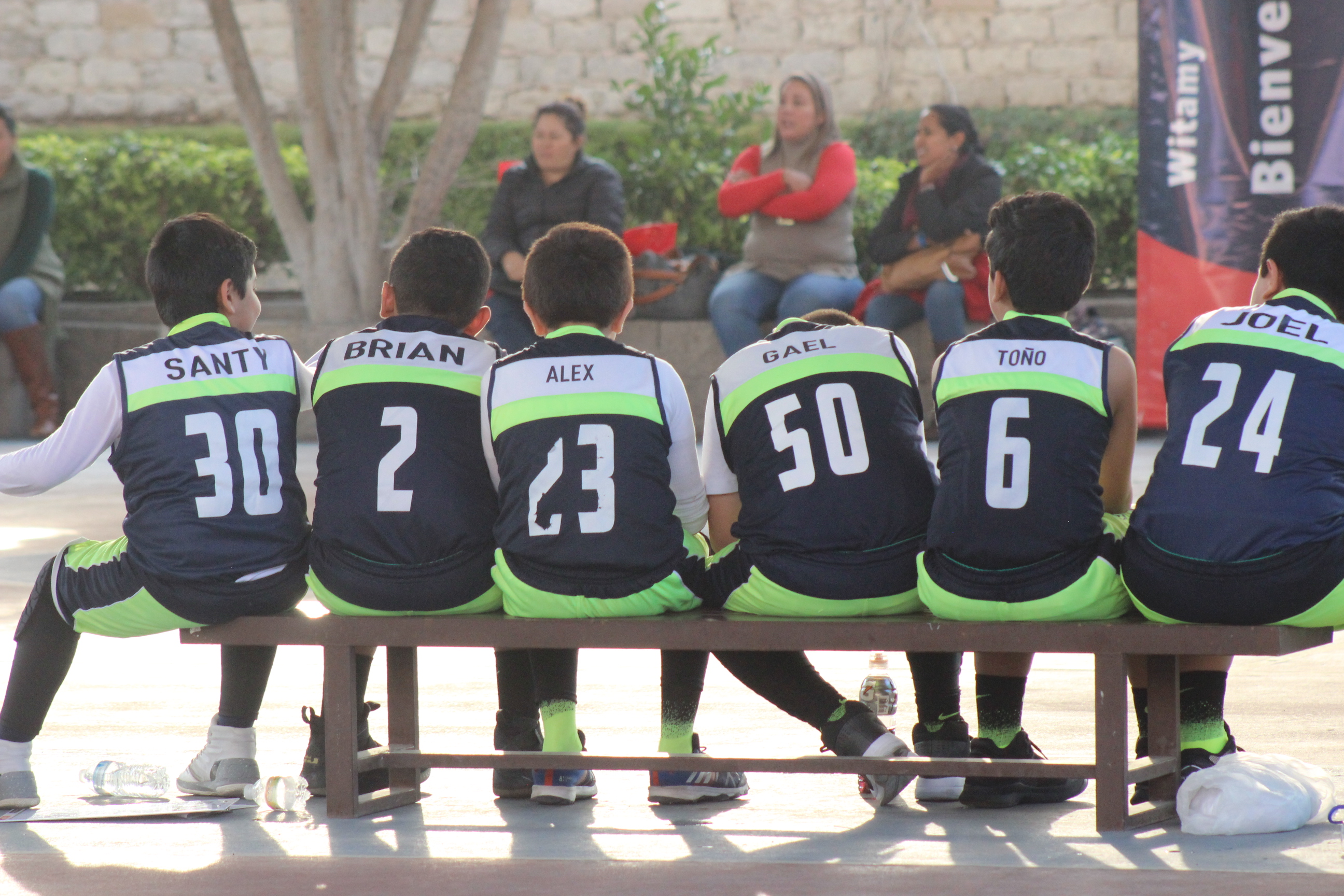 Equipo masculino de fútbol