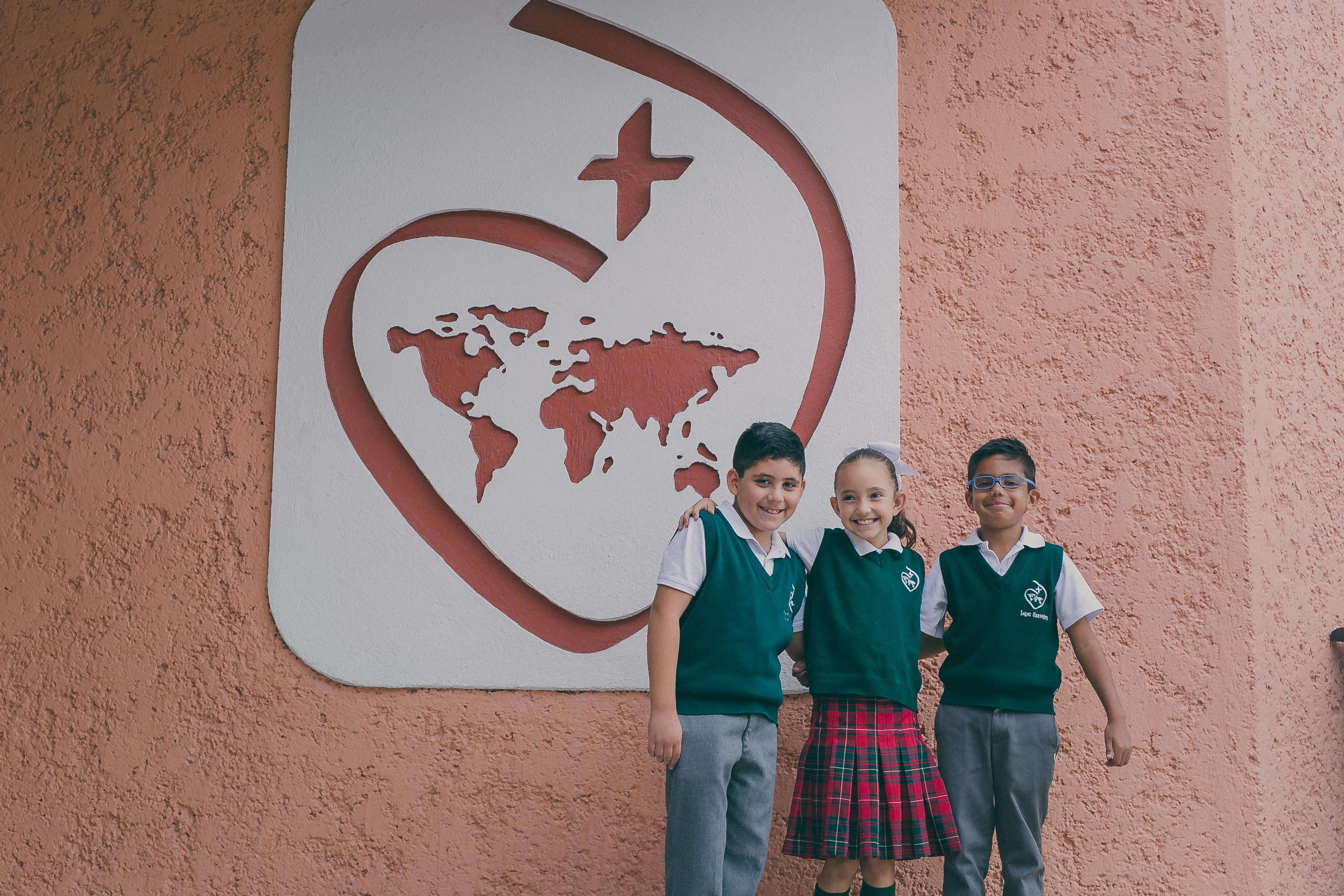 Niños del sagrado corazón